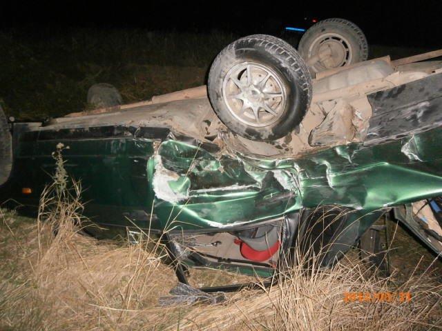 место наибольшего повреждения авто ВАЗ 21099 2