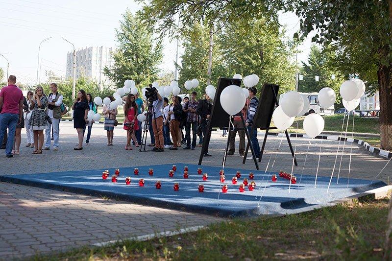 В Белгороде почтили память жертв трагедии в Беслане, фото-2