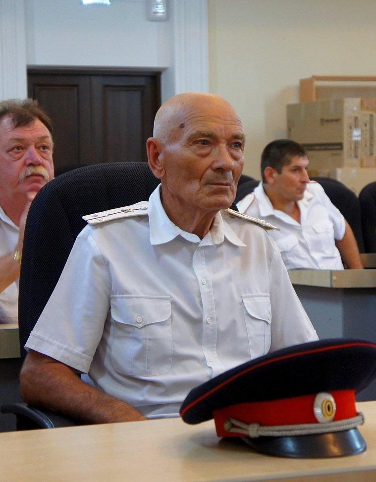 Потомственный казак отметил свой 80-летний юбилей, фото-1