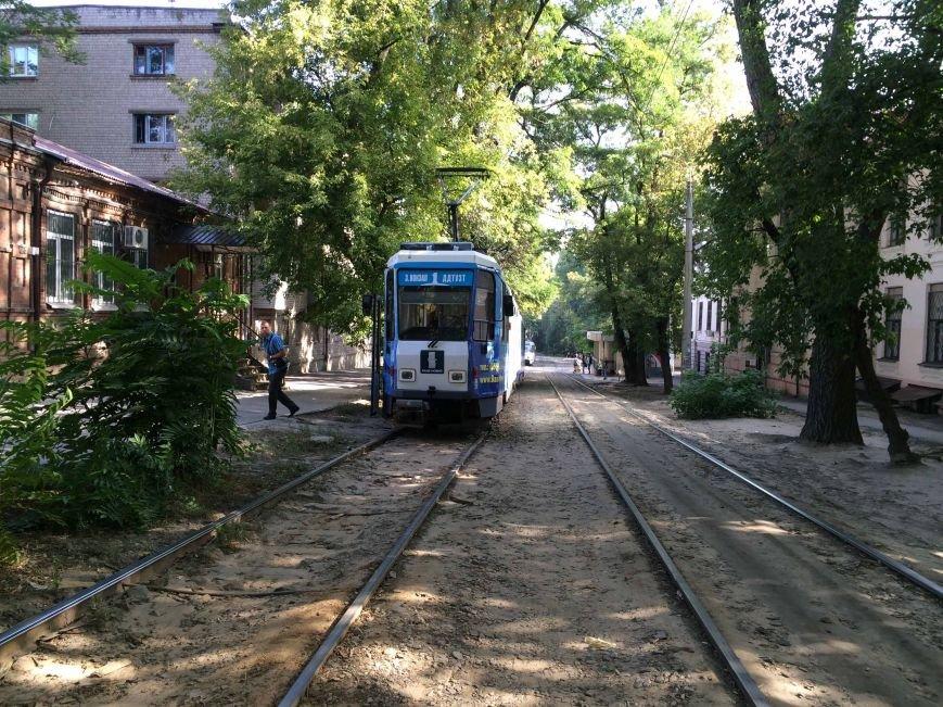 В Днепропетровске трамвай сбил пешехода (ФОТО), фото-4
