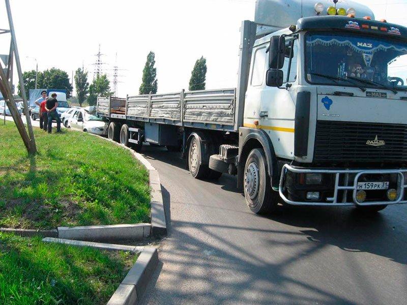 В Белгородской области за сутки в авариях пострадали пять пешеходов, фото-1