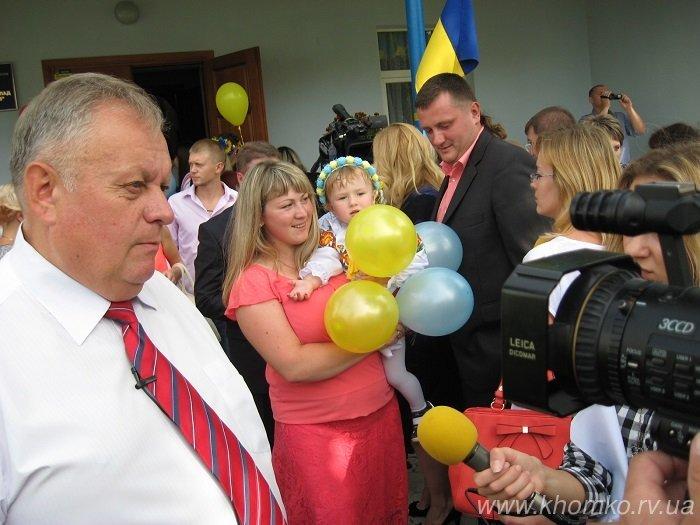 У Рівному на Остафова, 5 відкрили новий дитячий садок № 8 (Фото), фото-15
