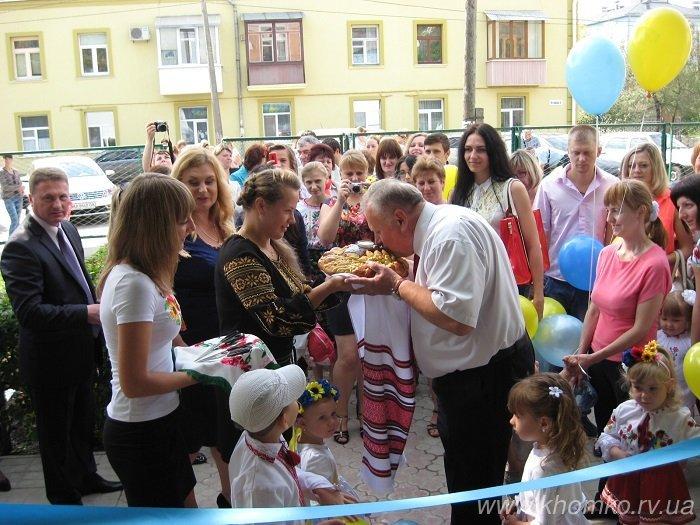 У Рівному на Остафова, 5 відкрили новий дитячий садок № 8 (Фото), фото-3