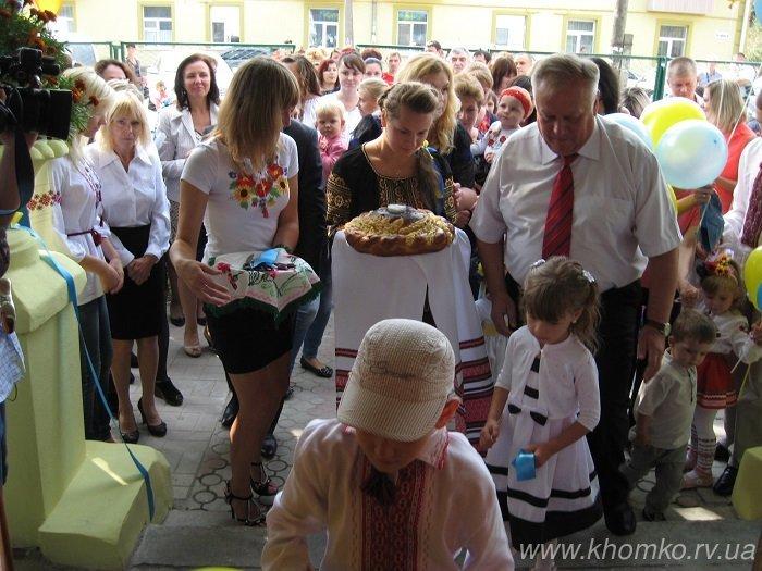 У Рівному на Остафова, 5 відкрили новий дитячий садок № 8 (Фото), фото-5