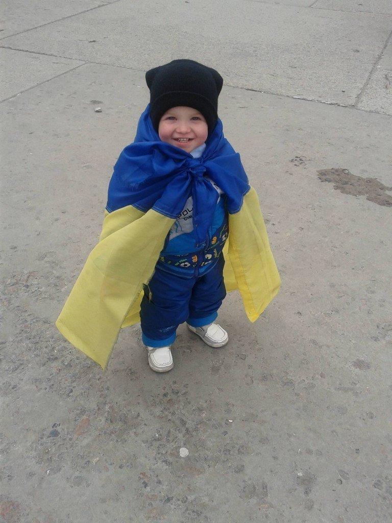 В Сумах подвели итоги конкурса фотографий «Мой маленький патриот - 2» (ФОТО), фото-1