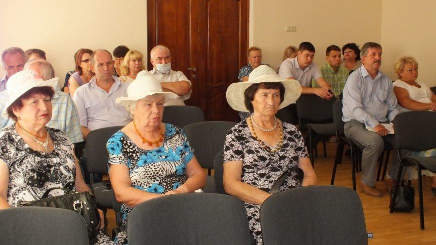 В Родниках состоялась встреча граждан с депутатами, фото-1