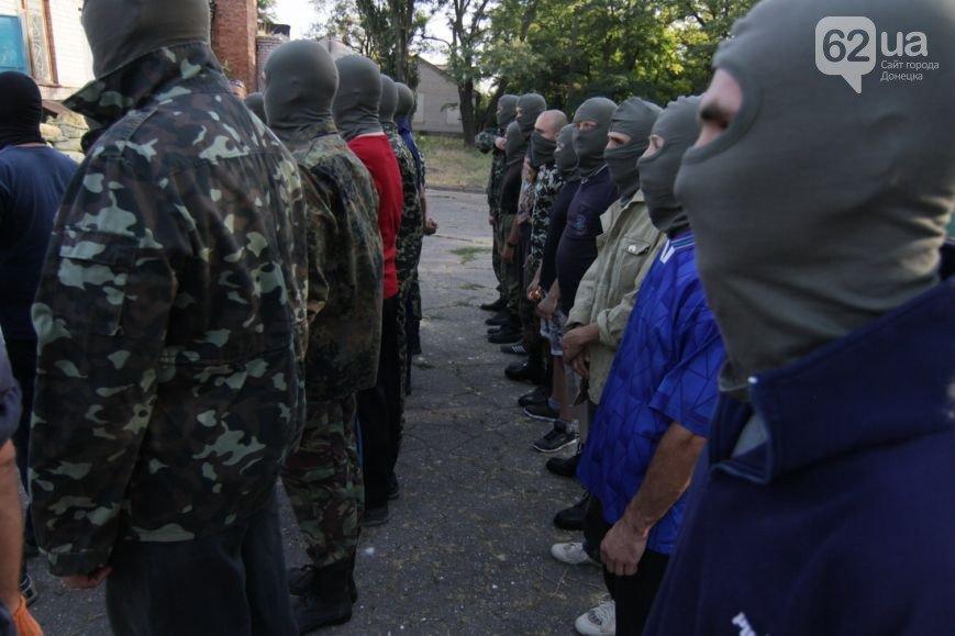 В Мариуполе инструкторы батальона «Азов» готовят горожан к отражению российской агрессии (ФОТО, ВИДЕО), фото-8
