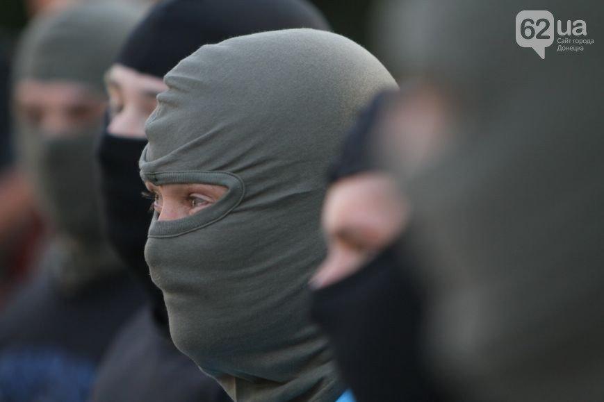 В Мариуполе инструкторы батальона «Азов» готовят горожан к отражению российской агрессии (ФОТО, ВИДЕО), фото-7