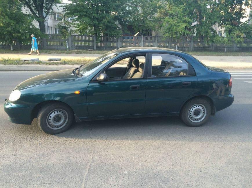 В Днепропетровске водитель автомобиля наехал на 5-летнего ребенка, фото-2