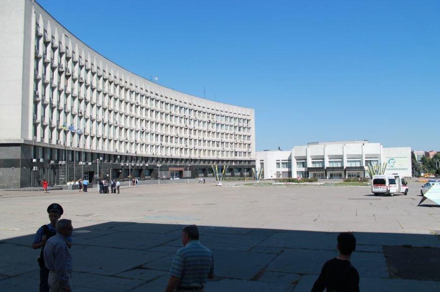 В Сумах звонок о заминировании Пентагона парализовал работу чиновников (ФОТО), фото-2