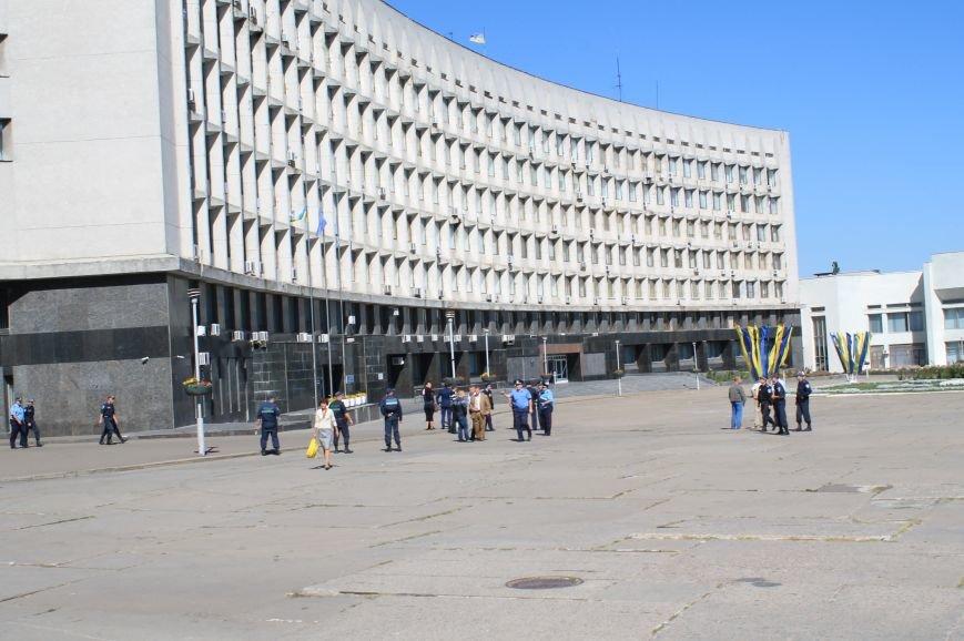 В Сумах звонок о заминировании Пентагона парализовал работу чиновников (ФОТО), фото-3