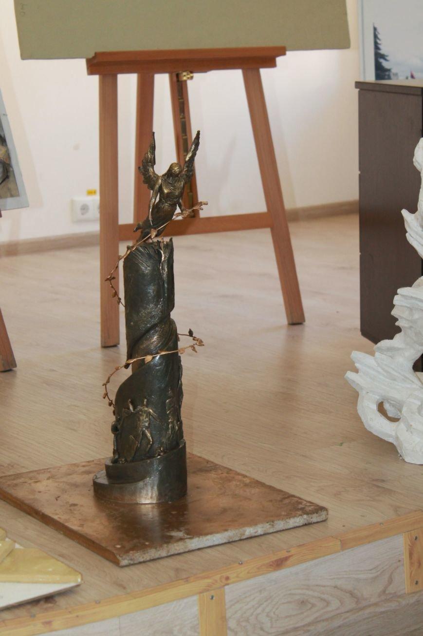 В Сумах памятник Небесной Сотне забраковали, а конкурс перенесли (ФОТО), фото-2