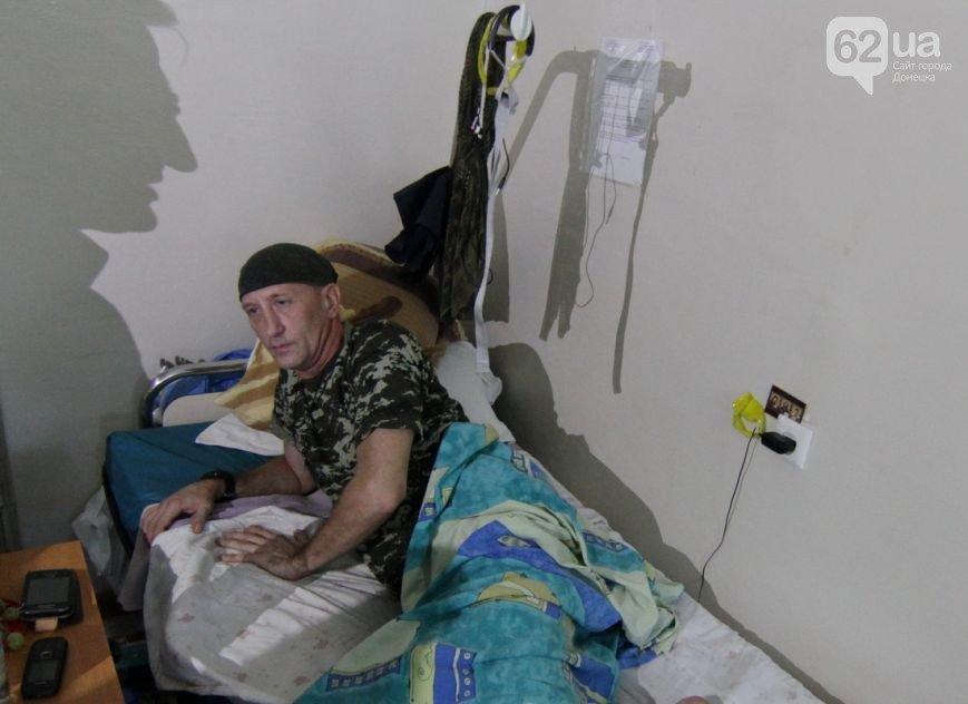 Губернатор Донецкой области, вместе с дочерью, проведал раненых украинских бойцов в Мариуполе (ФОТО+ВИДЕО), фото-7