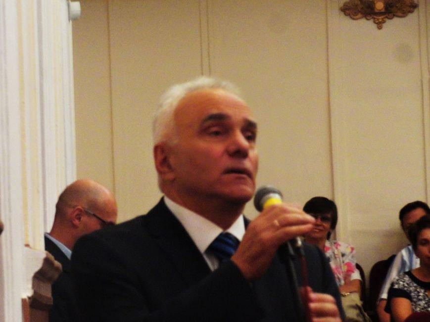 На конгрессе интеллигенции Мариуполя Тарута рассказал о том, как в Донецке режут на металлолом заводы (ФОТО), фото-7