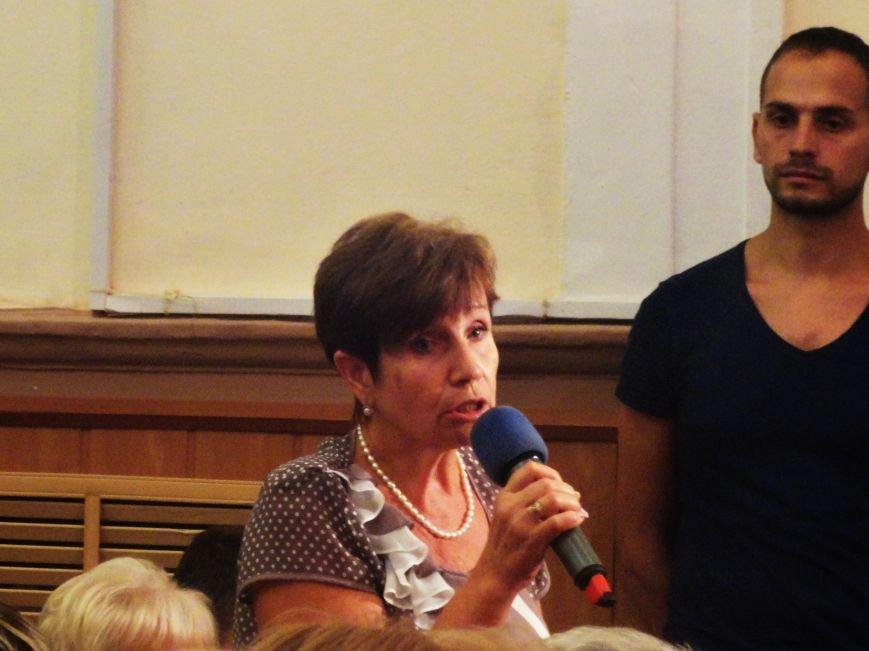 На конгрессе интеллигенции Мариуполя Тарута рассказал о том, как в Донецке режут на металлолом заводы (ФОТО), фото-5