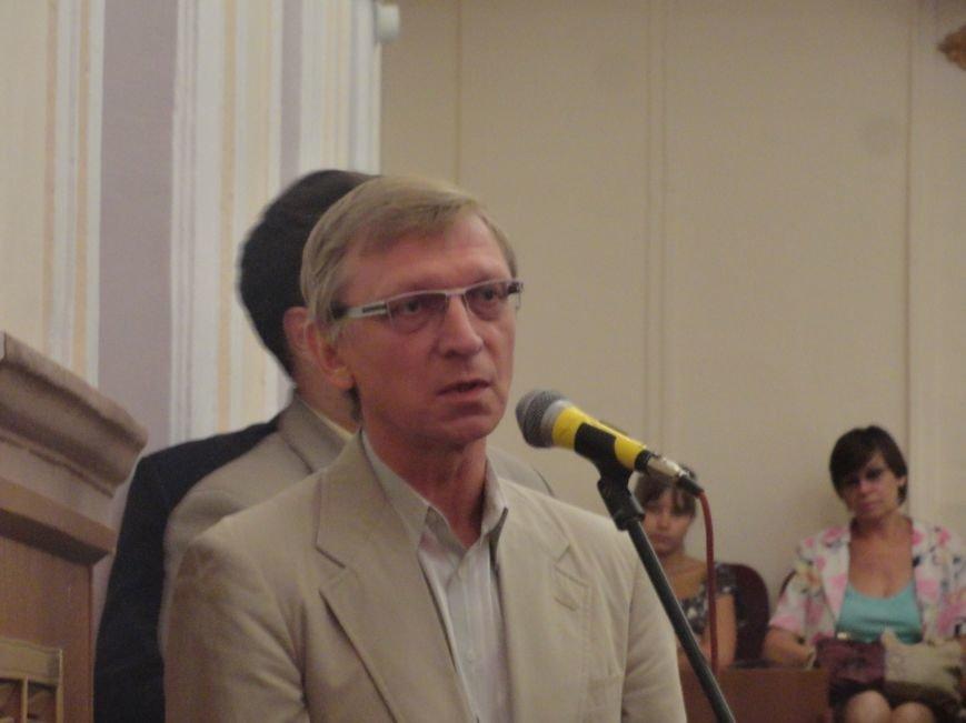 На конгрессе интеллигенции Мариуполя Тарута рассказал о том, как в Донецке режут на металлолом заводы (ФОТО), фото-6