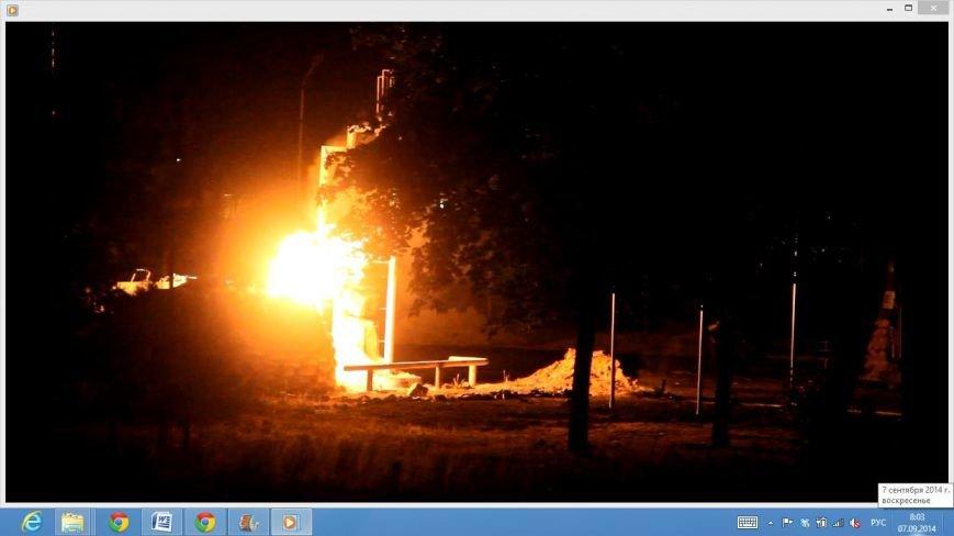 Российские войска обстреливают Мариуполь. Ранен военнослужащий (ДОПОЛНЕНО+ВИДЕО+ФОТО), фото-5
