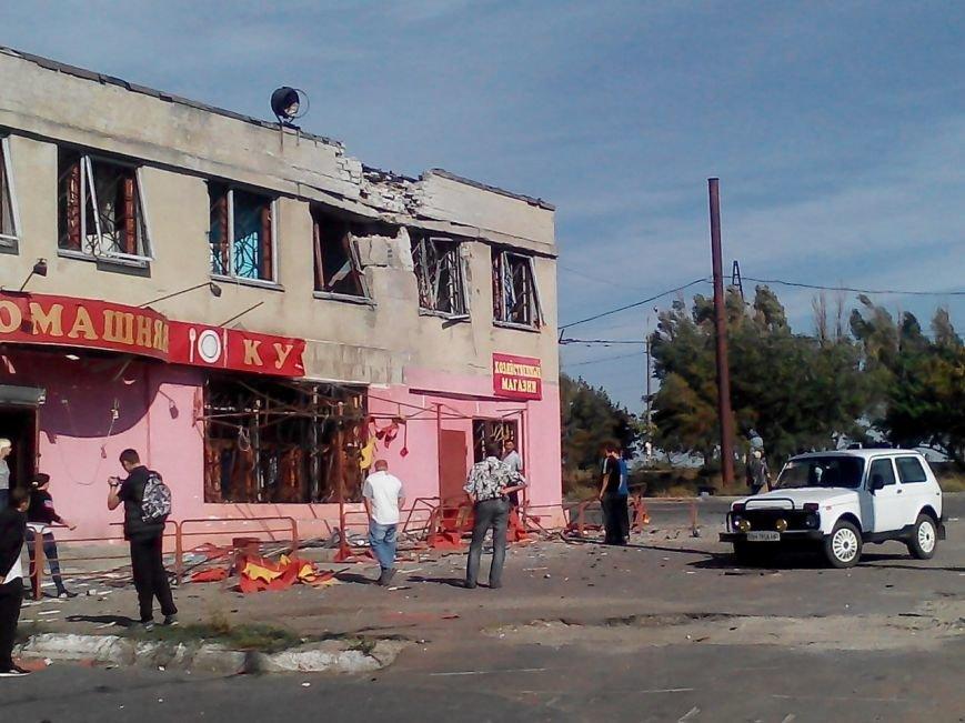 Во время обстрела в Мариуполе ранен военный, есть погибший - горсовет (ДОПОЛНЕНО+ФОТО), фото-3