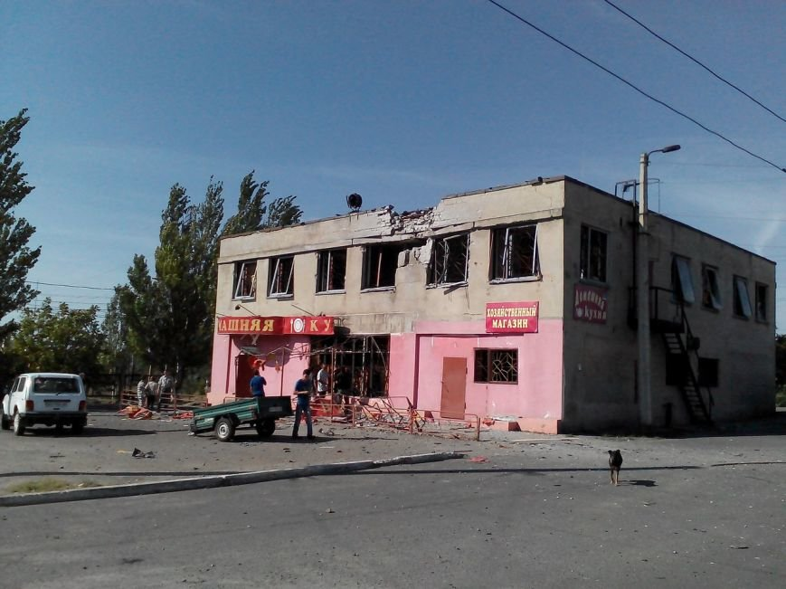 Во время обстрела в Мариуполе ранен военный, есть погибший - горсовет (ДОПОЛНЕНО+ФОТО), фото-7
