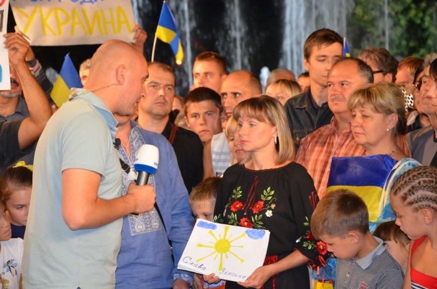 Начался телемост Мариуполь-Киев (Прямой эфир+ФОТО), фото-21