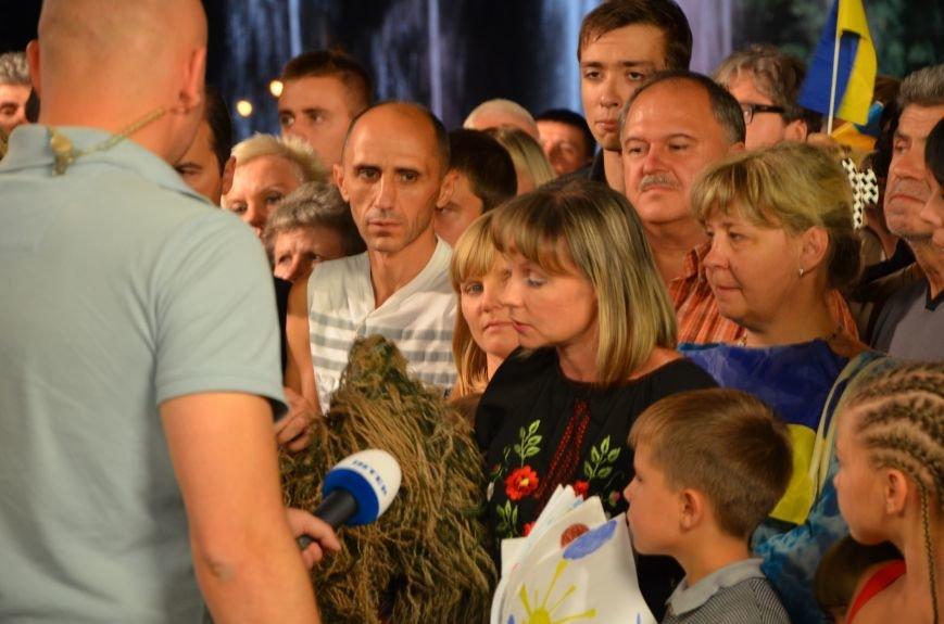 Начался телемост Мариуполь-Киев (Прямой эфир+ФОТО), фото-23
