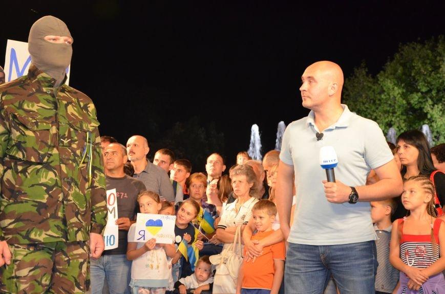Начался телемост Мариуполь-Киев (Прямой эфир+ФОТО), фото-8