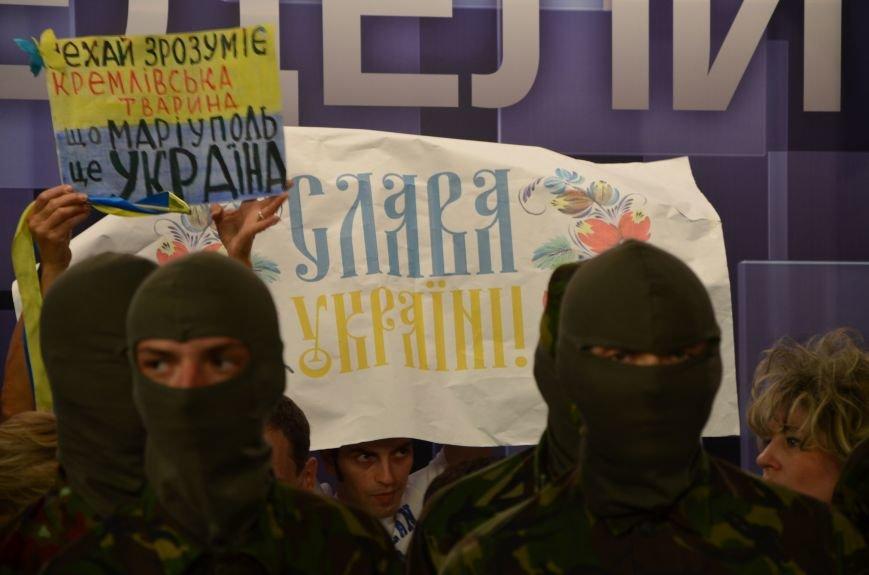 Начался телемост Мариуполь-Киев (Прямой эфир+ФОТО), фото-20
