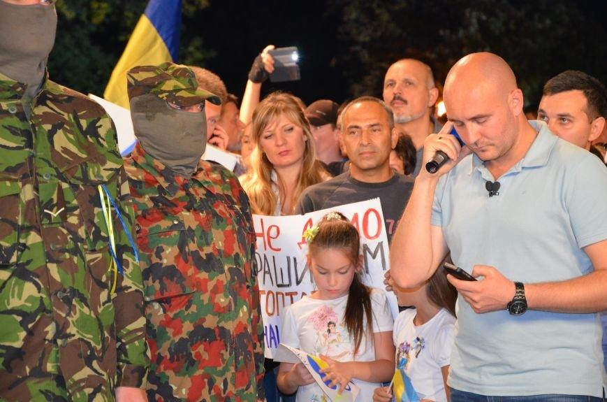 Начался телемост Мариуполь-Киев (Прямой эфир+ФОТО), фото-16