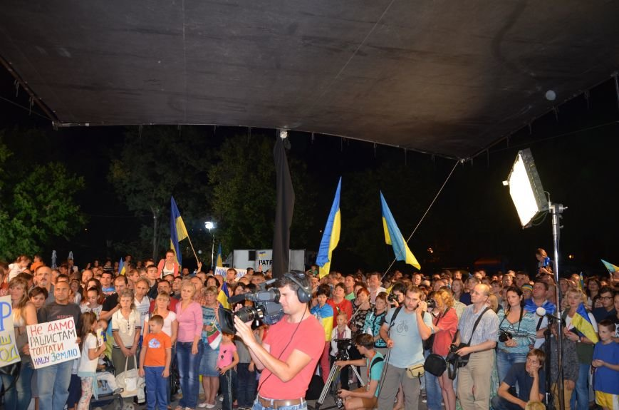 Начался телемост Мариуполь-Киев (Прямой эфир+ФОТО), фото-6