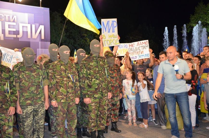 Начался телемост Мариуполь-Киев (Прямой эфир+ФОТО), фото-18
