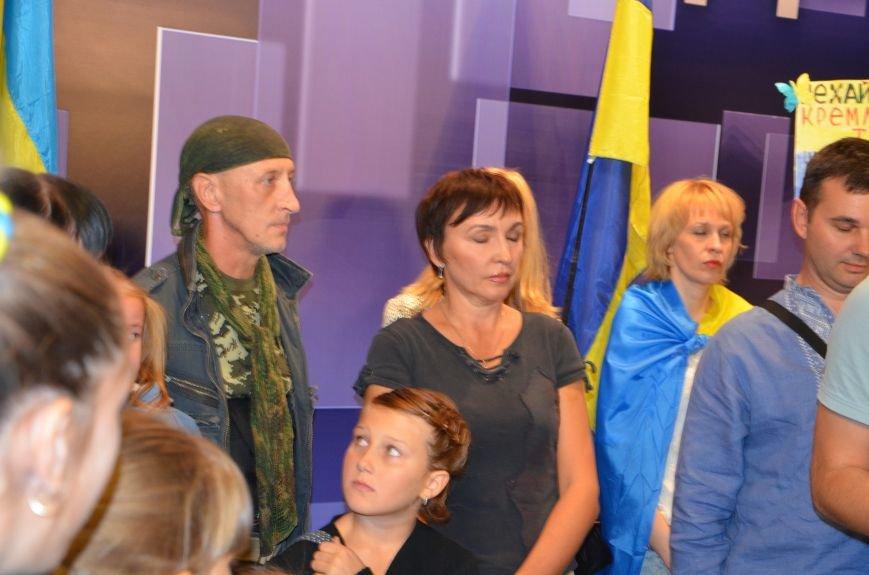 Начался телемост Мариуполь-Киев (Прямой эфир+ФОТО), фото-4