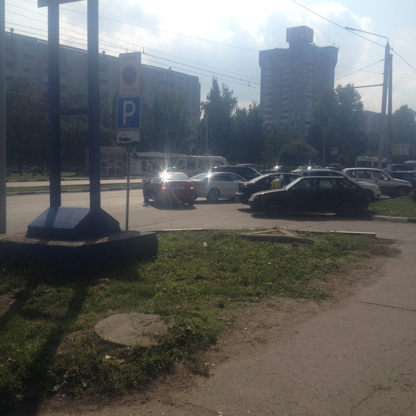 Авария на Ленинского Комсомола, фото-2