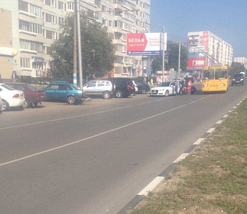 Авария на Ленинского Комсомола, фото-1