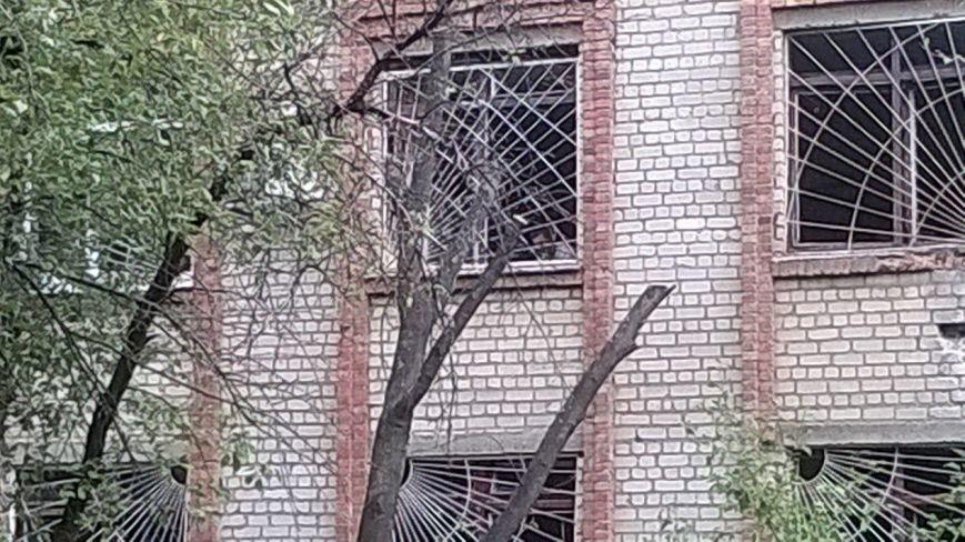 В харьковский военкомат стреляли из гранатомета РПГ-18 (подробности происшествия), фото-2