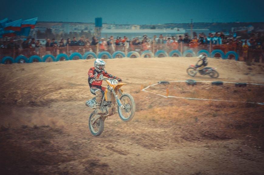 ФОТОРЕПОРТАЖ: В Симферополе соревновались мотокроссеры, фото-13