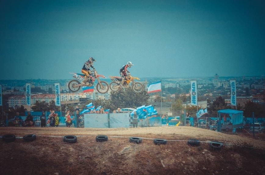 ФОТОРЕПОРТАЖ: В Симферополе соревновались мотокроссеры, фото-1