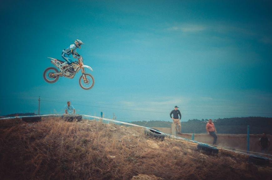 ФОТОРЕПОРТАЖ: В Симферополе соревновались мотокроссеры, фото-4