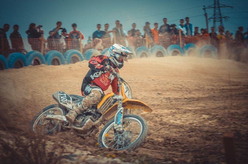 ФОТОРЕПОРТАЖ: В Симферополе соревновались мотокроссеры, фото-14