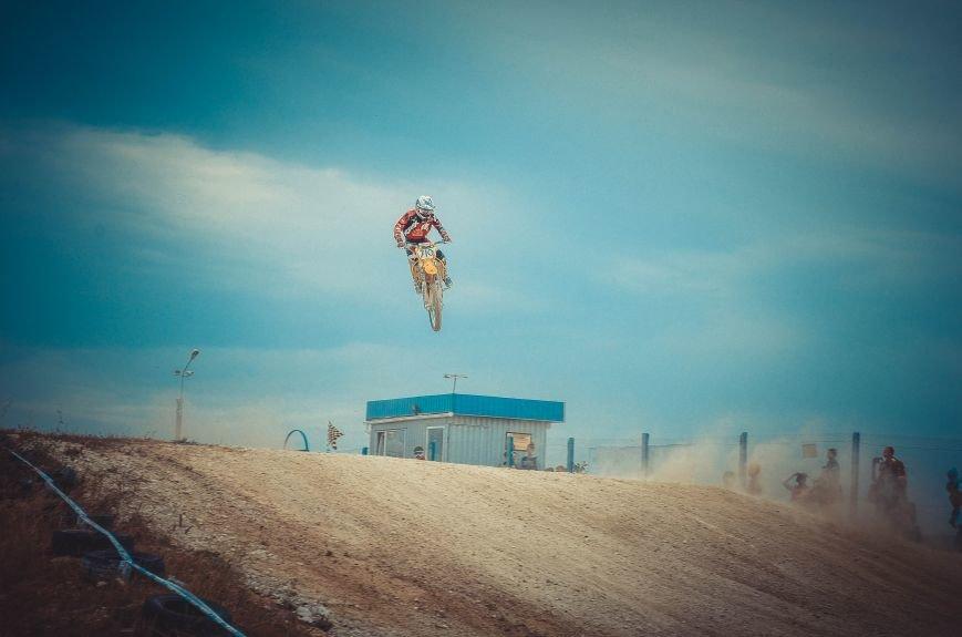 ФОТОРЕПОРТАЖ: В Симферополе соревновались мотокроссеры, фото-3