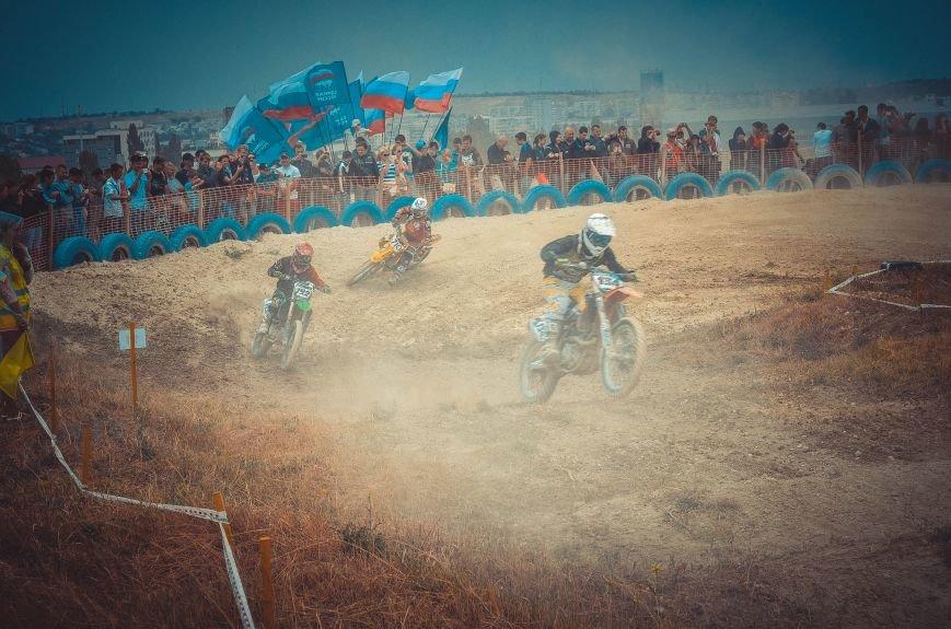 ФОТОРЕПОРТАЖ: В Симферополе соревновались мотокроссеры, фото-17