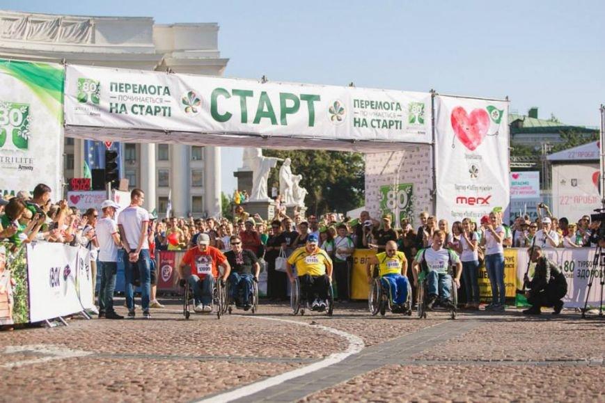 В Киеве более 6,5 тысяч человек пробежали под каштанами (ФОТО), фото-11