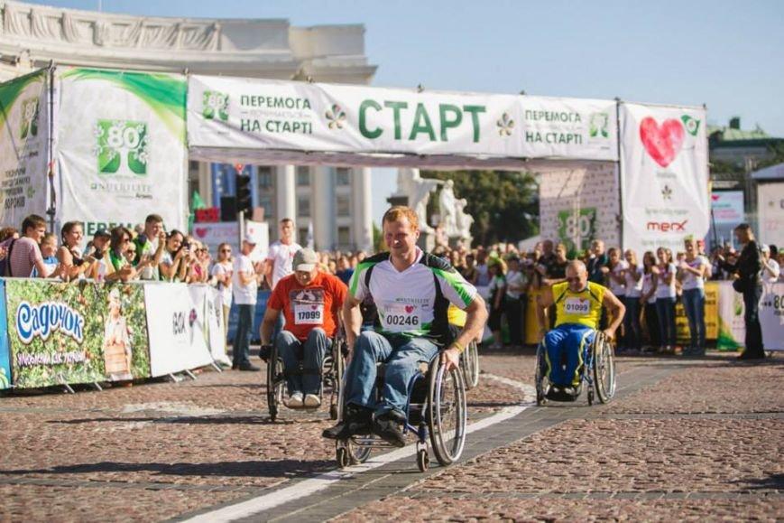 В Киеве более 6,5 тысяч человек пробежали под каштанами (ФОТО), фото-12