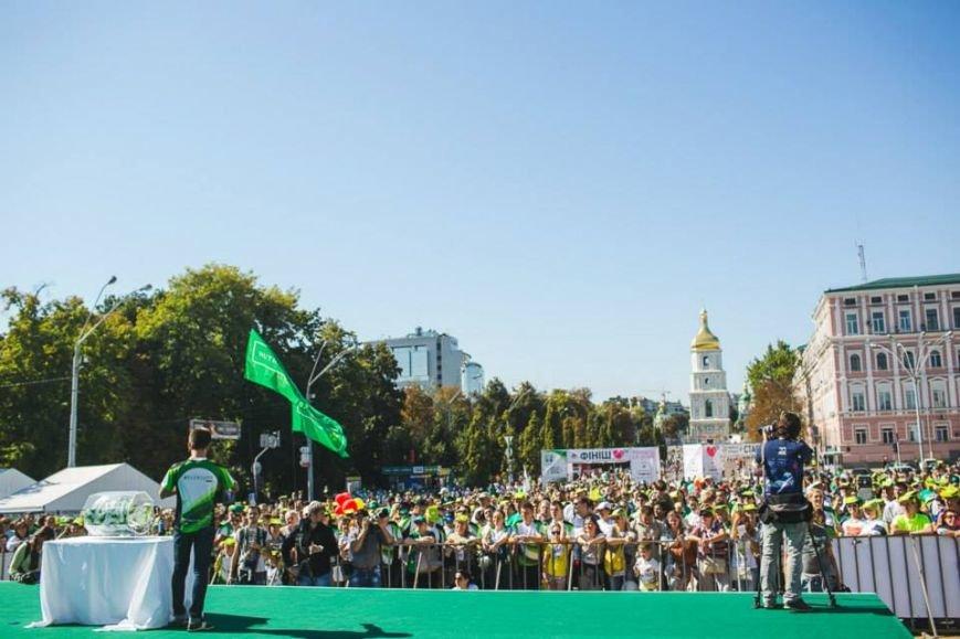 В Киеве более 6,5 тысяч человек пробежали под каштанами (ФОТО), фото-21