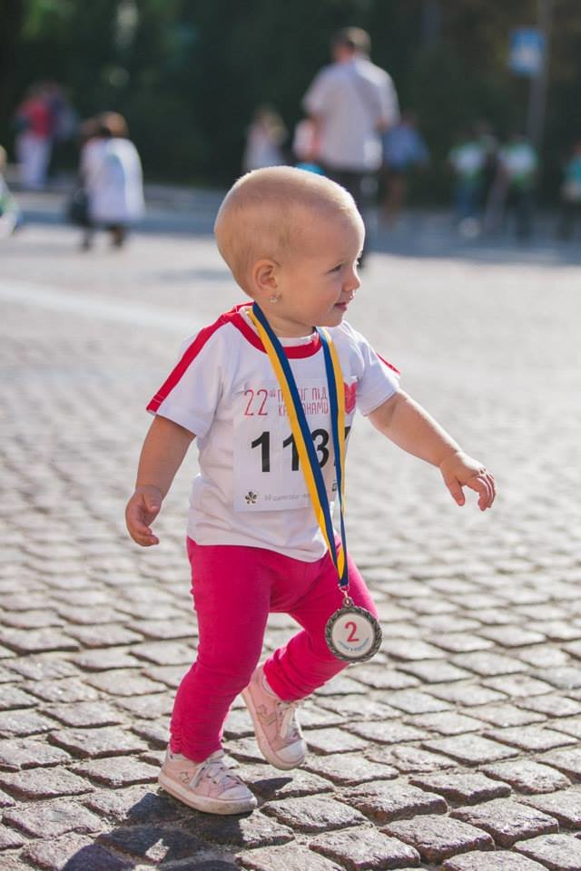 В Киеве более 6,5 тысяч человек пробежали под каштанами (ФОТО), фото-7