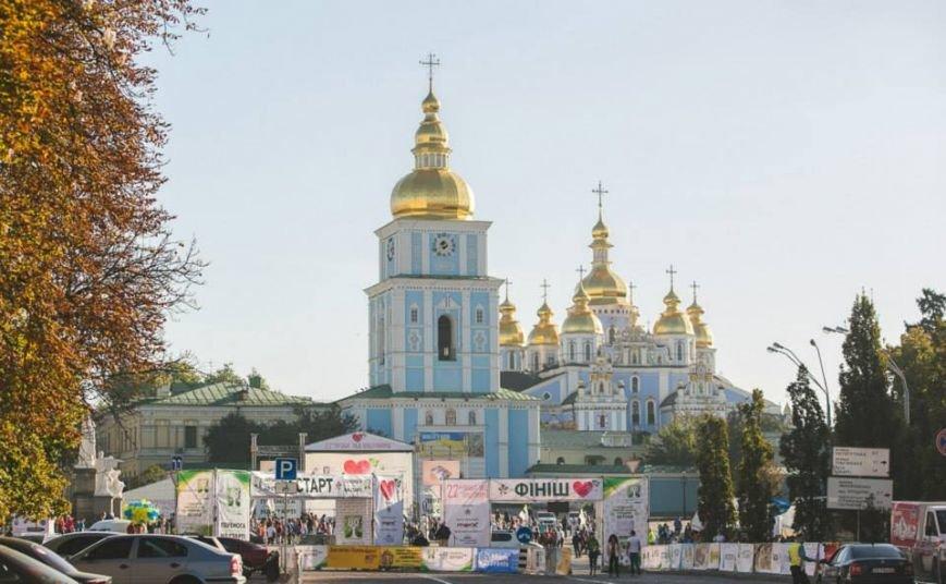 В Киеве более 6,5 тысяч человек пробежали под каштанами (ФОТО), фото-1