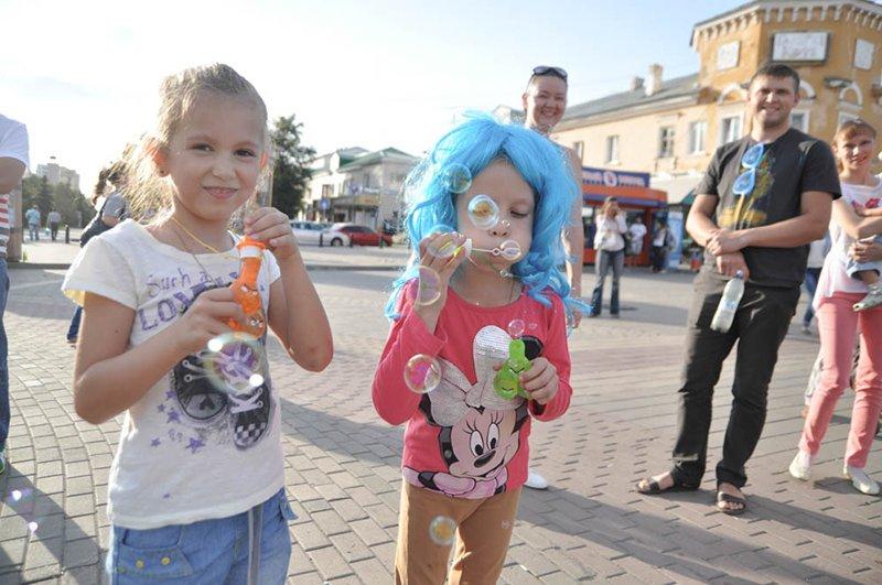 В Белгороде прошёл самый масштабный в его истории фестиваль уличных искусств, фото-4