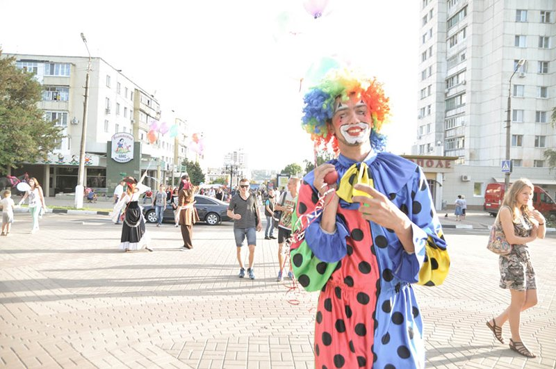 В Белгороде прошёл самый масштабный в его истории фестиваль уличных искусств, фото-3
