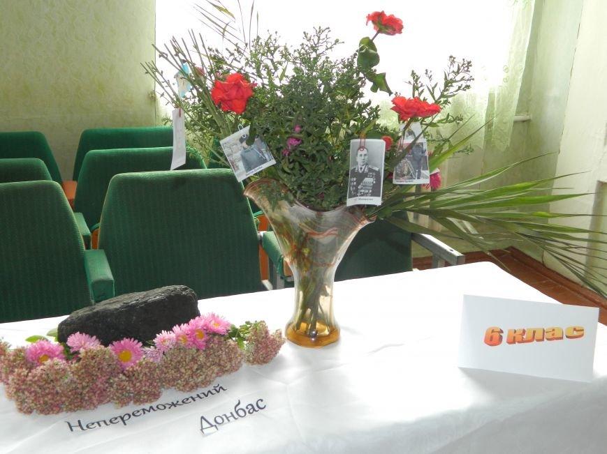 Виставка квітів ЗОШ №4