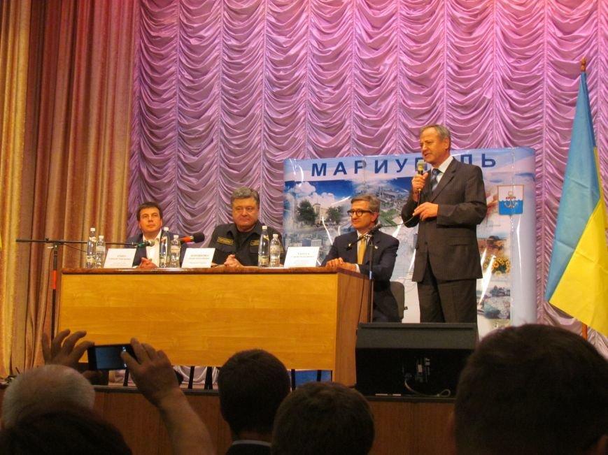 Я сделаю все, чтобы не сдать Мариуполь, - Порошенко (ФОТО+ВИДЕО), фото-10