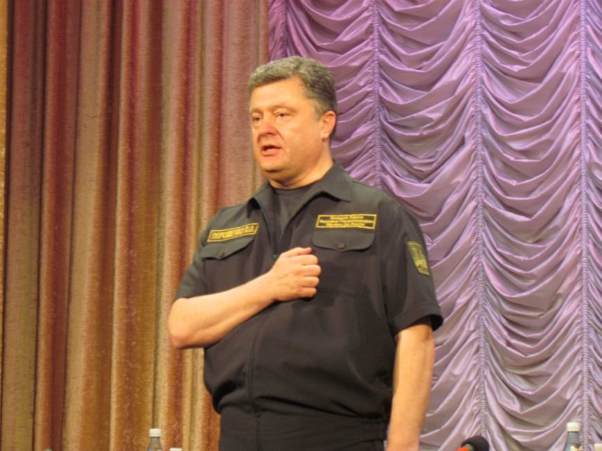Я сделаю все, чтобы не сдать Мариуполь, - Порошенко (ФОТО+ВИДЕО), фото-7